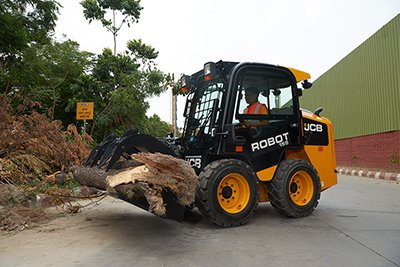 JCB Skid Steer Loaders Vadodara