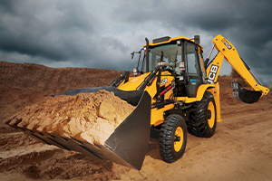 JCB 3DX ecoXcellence Backhoe Loaders Vadodara