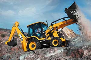 JCB 3DX Super ecoXcellence Backhoe Loaders Vadodara
