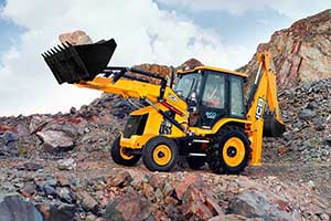 JCB 3DX Xtra Backhoe Loaders Vadodara