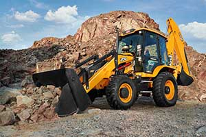 JCB 4DX ecoXcellence Backhoe Loaders Vadodara