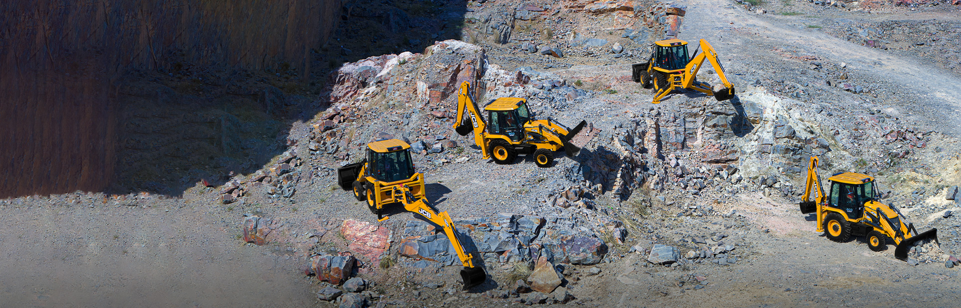 JCB Backhoe Loaders Vadodara